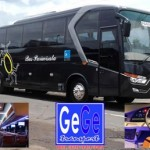 Legacy Sky SR 1 Bus terbaru 2012,Bus Pariwisata Gege Transport Yogyakarta