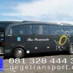 Jetbus 2012 dan 2013,Armada terbaru GeGe Transport Yogyakarta