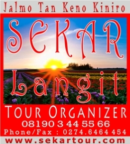 Sekar Langi Tour n Travel,paket wisata dari yogyakarta
