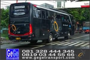 Besar bus pariwisata gege transportasi jogja terbaik nyaman wisata gg gegetrans