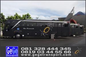 Bus pariwisata terbaru terbaik 2017 gege transportasi jogja melayani rombongan study tour