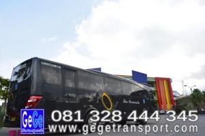 Bus pariwisata terbaru gege transportasi jetbus jogja Yogyakarta 2011 2013 2014 2015 interior jogja wisata 2012 Indonesia armada gambar siang di batu terbaik karoseri perusahaan