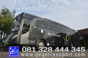 Bus pariwisata terbaru gege transportasi jetbus jogja Yogyakarta 2011 2013 2014 2015 interior wisata 2012 Indonesia armada gambar samping di depok terbaik karoseri perusahaan