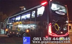 Bus pariwisata yogyakarta jogja terbaik termewah terbaru indonesia harga paket wisata murah jetbus2 po transport terbesar 2012- 2015 biro perjalanan sekar langit tour