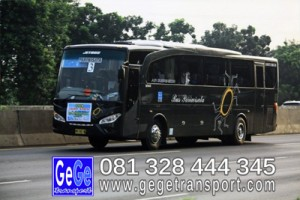 Bus wisata terbaru 2015 Adiputro yogyakarta ternyaman gambar terbaik 2014 jetbus gege transport jogja pariwisata