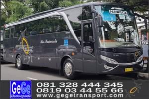 Bus wisata yogyakarta gg transport terbaik nyaman