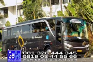 Gege transport gambar setra jetbus2 bus hitam terbaru 2016 2017 terbaik sewa jakarta bandung busgege gg gegetrans nyaman city tour jetbus interior wisata