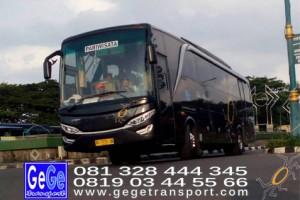 Gege transportasi yogyakarta setra bus pariwisata 2017 terbaik jakarta timur bandung bali lombok surabaya malang nyaman city tour jetbus interior gegetrans busgege hdd shd