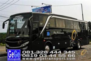 Gege transportasi yogyakarta setra jetbus 2 hd bus hitam terbaru 2016 2017 terbaik jakarta