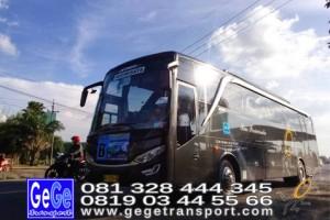Gege transportasi yogyakarta setra jetbus 2 hd bus hitam terbaru 2016 2017 terbaik dijual jakarta bandung