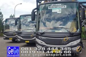 Gege transportasi yogyakarta setra jetbus 2 hd bus hitam terbaru 2016 2017 terbaik dijual jakarta bandung bali