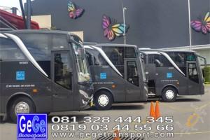Gege transportasi yogyakarta setra jetbus 2 hd bus hitam terbaru 2016 2017 terbaik dijual jakarta bandung bali lombok surabaya