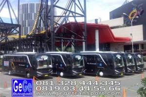 Gege transportasi yogyakarta setra jetbus 2 hd bus hitam terbaru 2016 2017 terbaik sewa jakarta bandung bali lombok surabaya malang klawangsewu trans studio