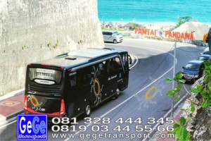 Gege transportasi yogyakarta setra jetbus 2 hd bus hitam terbaru 2016 2017 terbaik sewa jakarta bandung bali lombok surabaya malang lawangsewu pantai pandawa