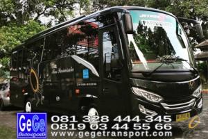Gege transportasi yogyakarta setra jetbus 2 hd hitam terbaru 2016 2017 terbaik medium bus mikro jb2