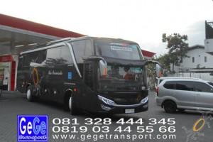 Gege transportasi yogyakarta setra jetbus 2 hdd bus hitam terbaru 2016 2017 terbaik sewa jakarta bandung bali lombok shd