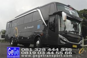 Gege transportasi yogyakarta setra jetbus 2 hdd bus hitam terbaru 2016 2017 terbaik jakarta timur bandung bali lombokhdd shd