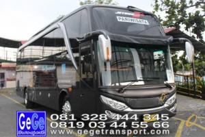 Gege transportasi yogyakarta setra jetbus2 hdd adiputro bus hitam terbaru 2016 2017 terbaik jakarta timur bandung bali lombok surabaya semarang