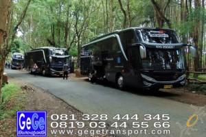 Gege transportasi yogyakarta setra jetbus2 hdd bus hitam terbaru 2016 2017 terbaik dijual jakarta bandung semarang bali lombok surabaya semarang hutan pinus mangunan