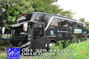 Gege transportasi yogyakarta setra jetbus2 hdd bus hitam terbaru 2017 terbaik jakarta bandung semarang bali lombok surabaya malang semarang
