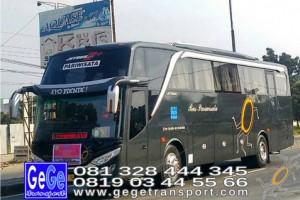 Gege transportasi yogyakarta setra jetbus2 hdd bus hitam terbaru 2017 terbaik jakarta bandung semarang bali lombok surabaya semarang