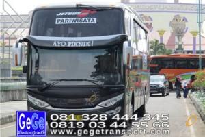 Gege transportasi yogyakarta setra jetbus2 hdd bus hitam terbaru 2017 terbaik jakarta bandung semarang bali lombok surabaya semarang mudik