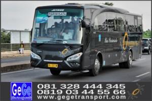 bus pariwisata solo semarang yogyakarta gg transportasi transwisata