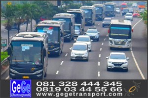 bus pariwisata yogyakarta gege transport terbaik terbaru 2017gg jogja harga sewa murah