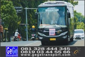 tourist bus jogja solo semarang surabaya bali jakarta bandung pangandaran