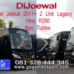 Dijual Bus Pariwisata