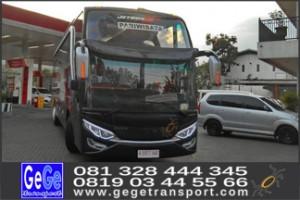 bus pariwisata terbaik 2017 yogyakarta gege transport imogiri