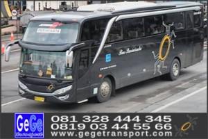 bus pariwisata terbaik di yogyakarta besar 2017 nyaman bersih pelayanan mnemuaskan