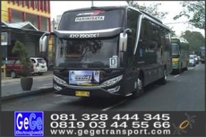 bus pariwisata yogya info pemesanan melalui 081328444345 081903445566 harga bersahabat