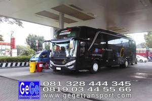 gege transport hdd tahun 2017 bus pariwisata terbaik di yogyakarta nyaman terbaru setra adiputro murah ter besar shd