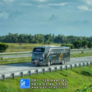 Bus pariwisata gege transportasi jb3 armada terbaru gg 2018 paket wisata kota wisata terbaru 2019