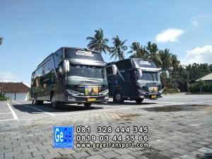Transportasi pariwisata gege transportasi jb3 armada terbaru gg 2018 sewa kota wisata paket wisata terbaru 2019
